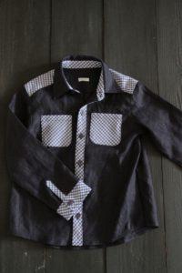 120センチ 男の子シャツ